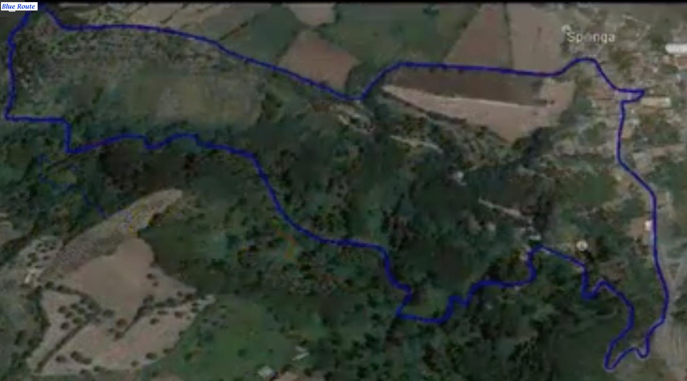 IT Blue Route